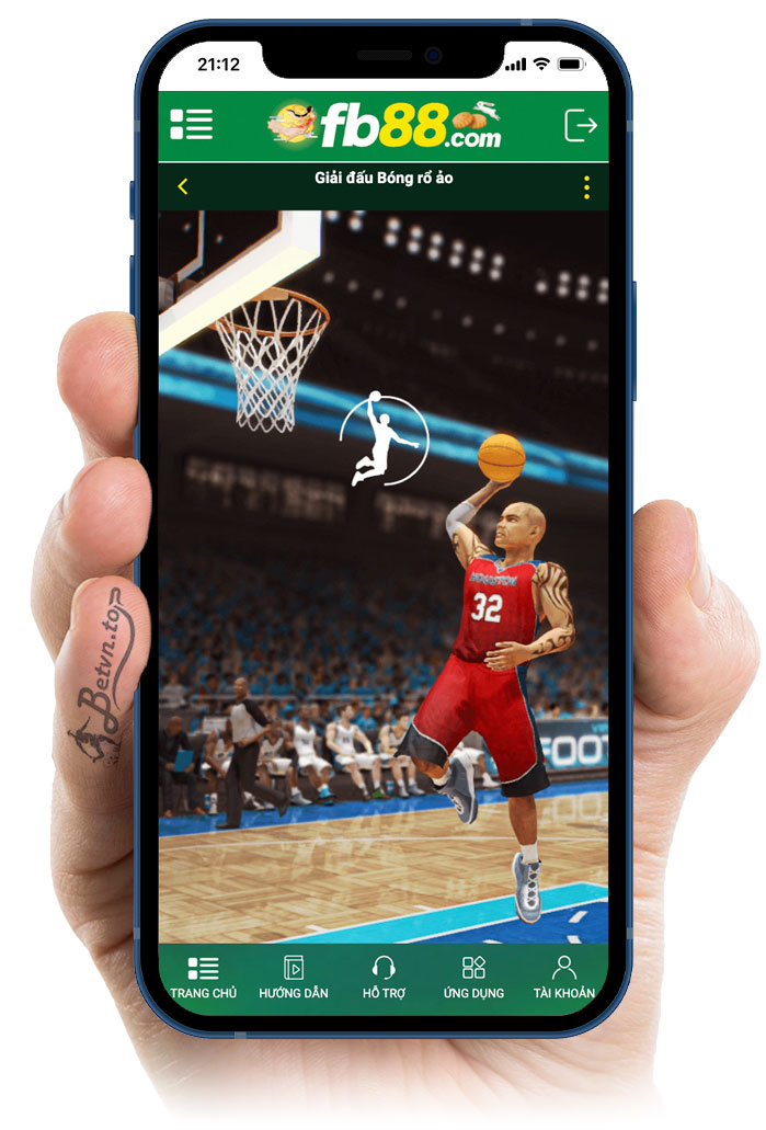 cược bóng rổ ảo fb88