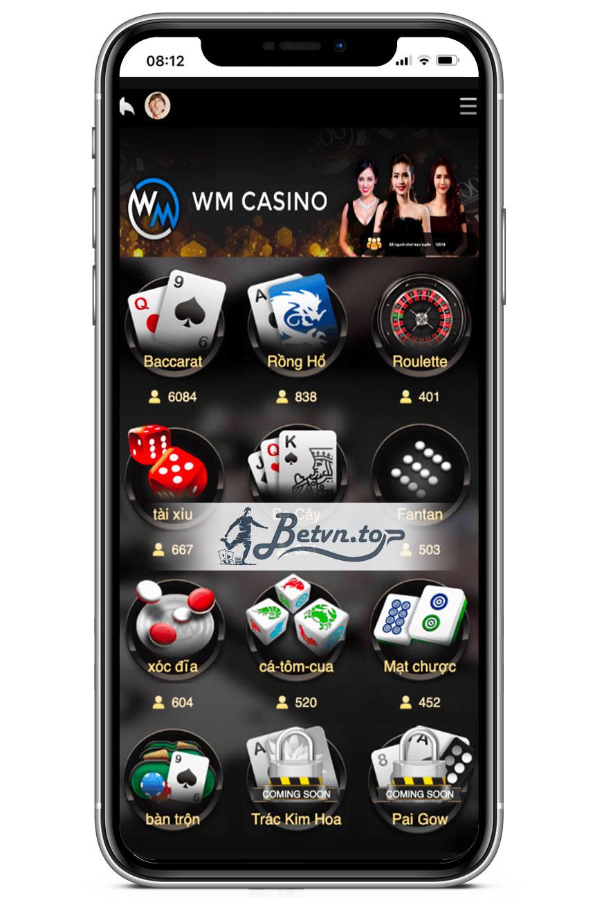 casino tf88 đa dạng trò chơi
