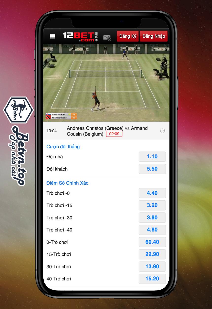 quần vợt ảo