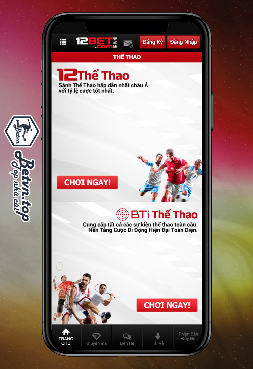 thể thao 12bet