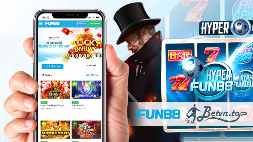 Slot game Fun88