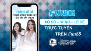 xổ số trực tuyến fun88