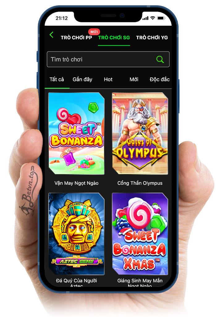 Slot game nhà cái JBO