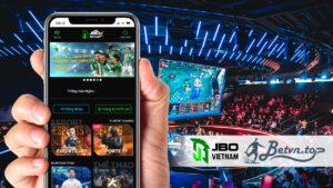 ứng dụng jbo