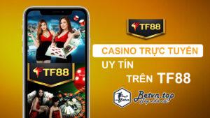chơi casino tf88