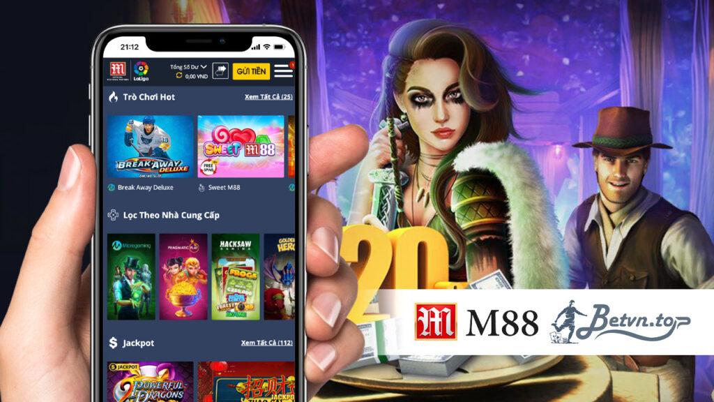 slot game nhà cái m88